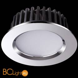 Встраиваемый спот (точечный светильник) Novotech Drum 357601