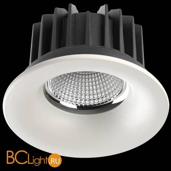 Встраиваемый спот (точечный светильник) Novotech Drum 357602