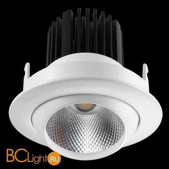 Встраиваемый спот (точечный светильник) Novotech Drum 357694