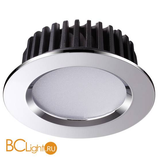 Встраиваемый светильник Novotech Drum 357908
