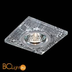 Встраиваемый спот (точечный светильник) Novotech Fancy 369587