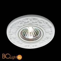 Встраиваемый спот (точечный светильник) Novotech Farfor 369868