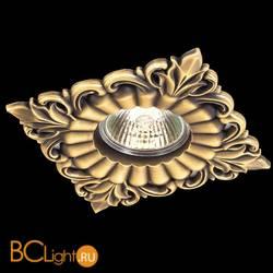 Встраиваемый спот (точечный светильник) Novotech Flower 369835