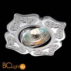 Встраиваемый спот (точечный светильник) Novotech Flower 369826