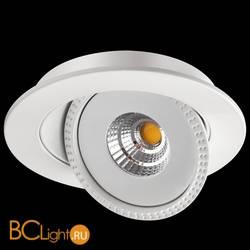 Встраиваемый спот (точечный светильник) Novotech Gesso 357576