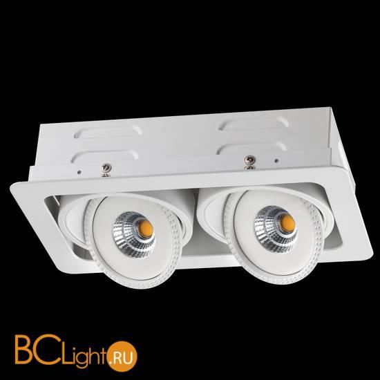 Встраиваемый спот (точечный светильник) Novotech Gesso 357578