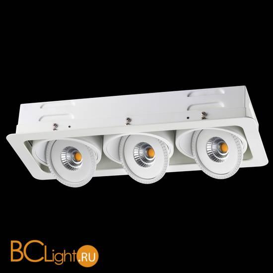 Встраиваемый спот (точечный светильник) Novotech Gesso 357579