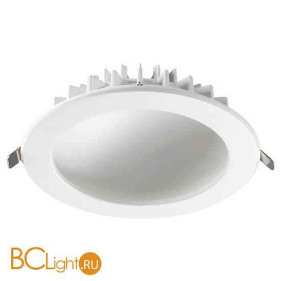 Встраиваемый светильник Novotech Gesso 358277