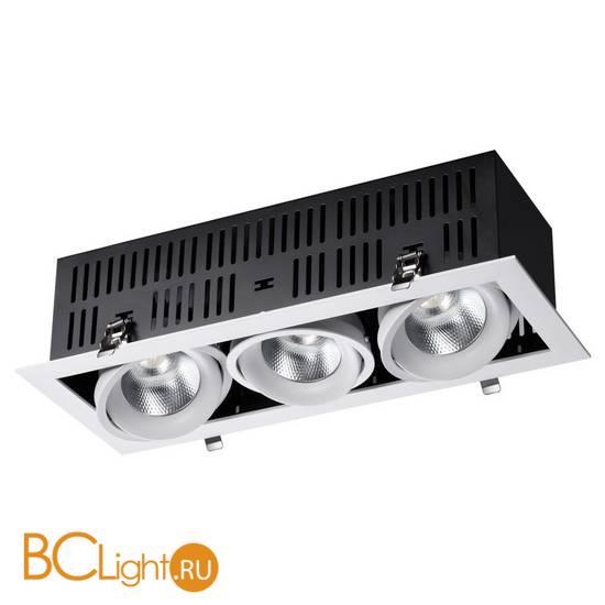 Встраиваемый светильник Novotech GESSO 358442