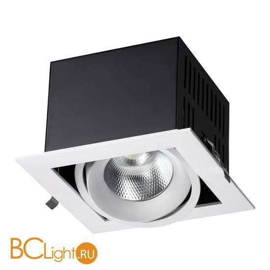 Встраиваемый светильник Novotech GESSO 358440