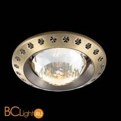 Встраиваемый спот (точечный светильник) Novotech Glam 369645