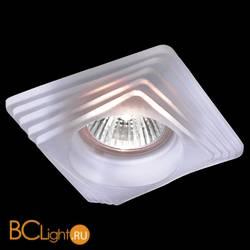 Встраиваемый спот (точечный светильник) Novotech Glass 369126