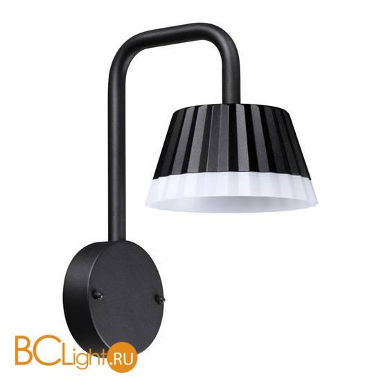 Уличный настенный светильник Novotech Gonna 358457