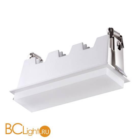 Встраиваемый светильник Novotech Hielo 358240