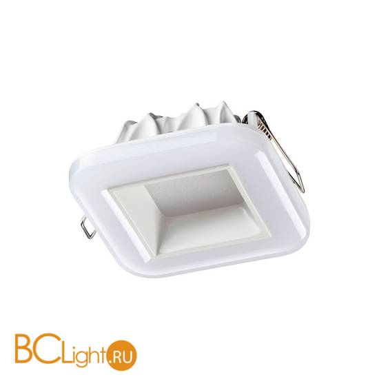 Встраиваемый светильник Novotech Joia 358282