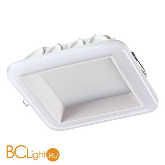 Встраиваемый светильник Novotech Joia 358284