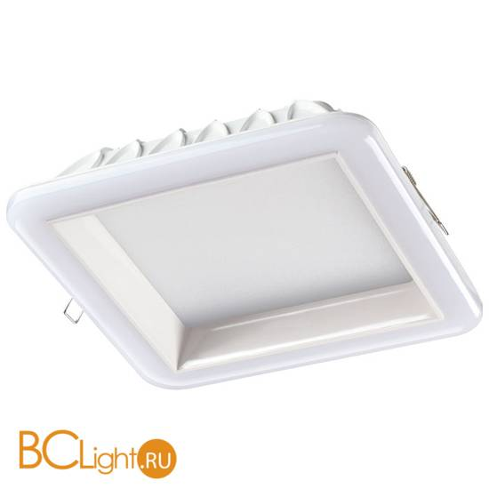 Встраиваемый светильник Novotech Joia 358285
