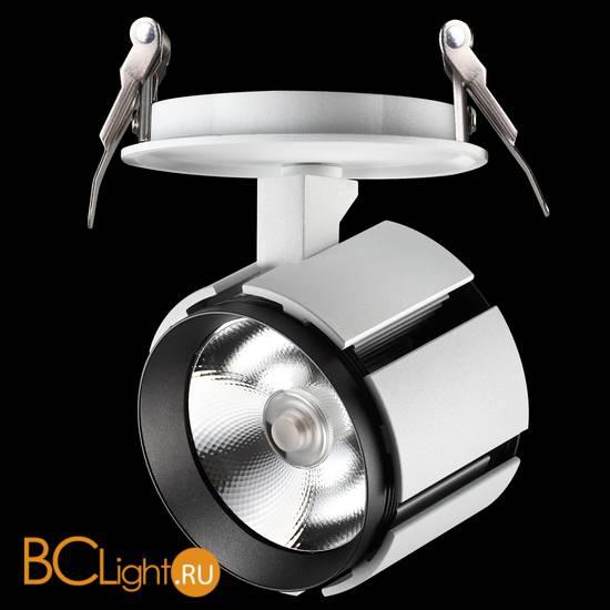 Встраиваемый спот (точечный светильник) Novotech Kulle 357536