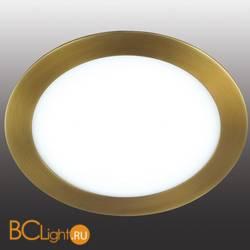 Встраиваемый спот (точечный светильник) Novotech Lante 357290