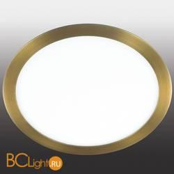 Встраиваемый спот (точечный светильник) Novotech Lante 357292
