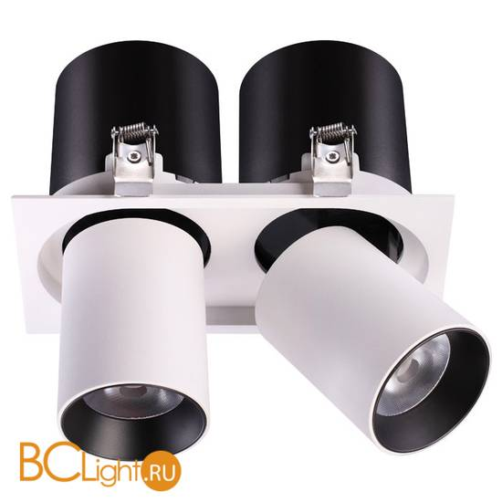 Встраиваемый светильник Novotech Lanza 358083