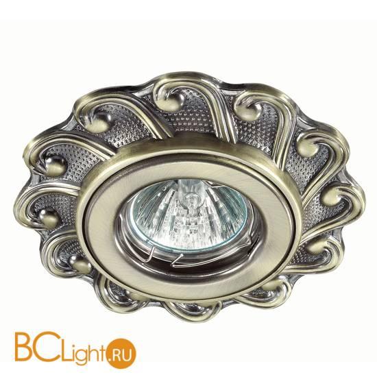 Встраиваемый спот (точечный светильник) Novotech Ligna 370264