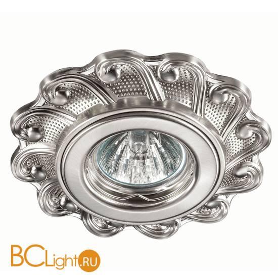 Встраиваемый спот (точечный светильник) Novotech Ligna 370265