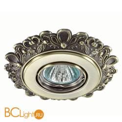 Встраиваемый спот (точечный светильник) Novotech Ligna 370268