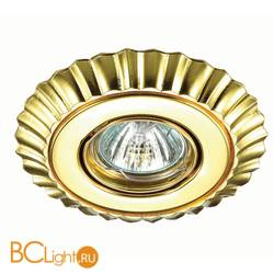 Встраиваемый спот (точечный светильник) Novotech Ligna 370274