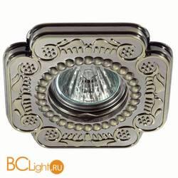 Встраиваемый спот (точечный светильник) Novotech Ligna 370284
