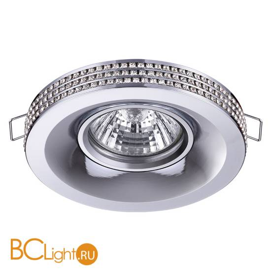 Встраиваемый светильник Novotech Lilac 370441