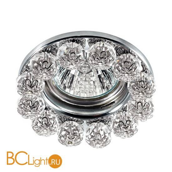 Встраиваемый спот (точечный светильник) Novotech Maliny 370225