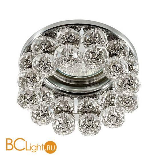 Встраиваемый спот (точечный светильник) Novotech Maliny 370227