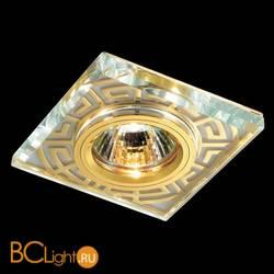 Встраиваемый спот (точечный светильник) Novotech Maze 369585