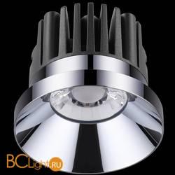 Встраиваемый спот (точечный светильник) Novotech Metis 357589