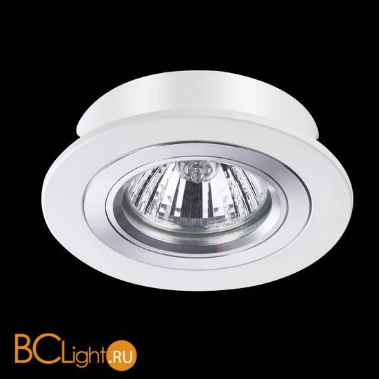Встраиваемый спот (точечный светильник) Novotech Morus 370390