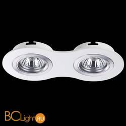 Встраиваемый спот (точечный светильник) Novotech Morus 370391
