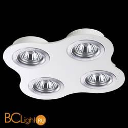 Встраиваемый спот (точечный светильник) Novotech Morus 370392