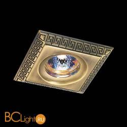Встраиваемый спот (точечный светильник) Novotech Nemo 369564