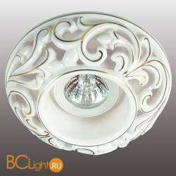 Встраиваемый спот (точечный светильник) Novotech Ola 370195