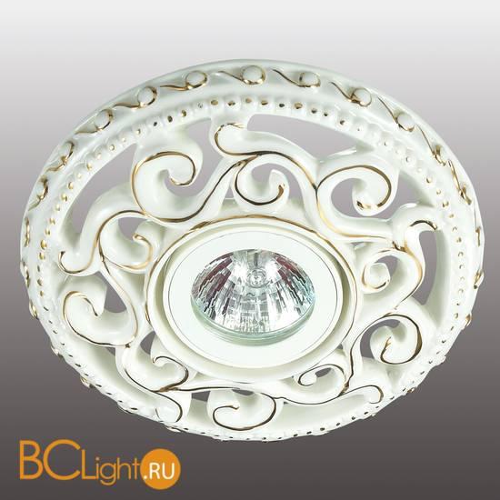 Встраиваемый спот (точечный светильник) Novotech Ola 370198