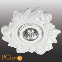 Встраиваемый спот (точечный светильник) Novotech Ola 370200
