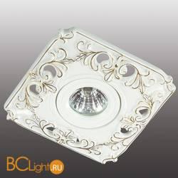 Встраиваемый спот (точечный светильник) Novotech Ola 370203