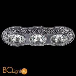 Встраиваемый спот (точечный светильник) Novotech Pattern 370075