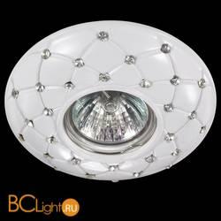 Встраиваемый спот (точечный светильник) Novotech Pattern 370129