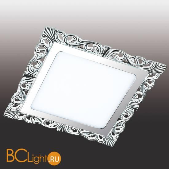 Встраиваемый спот (точечный светильник) Novotech Peili 357282