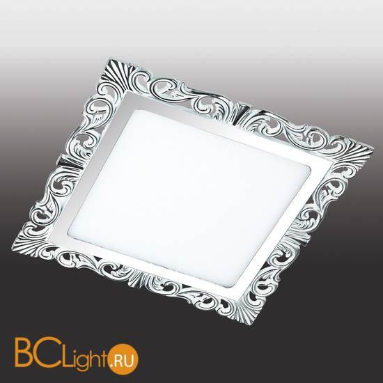 Встраиваемый спот (точечный светильник) Novotech Peili 357283
