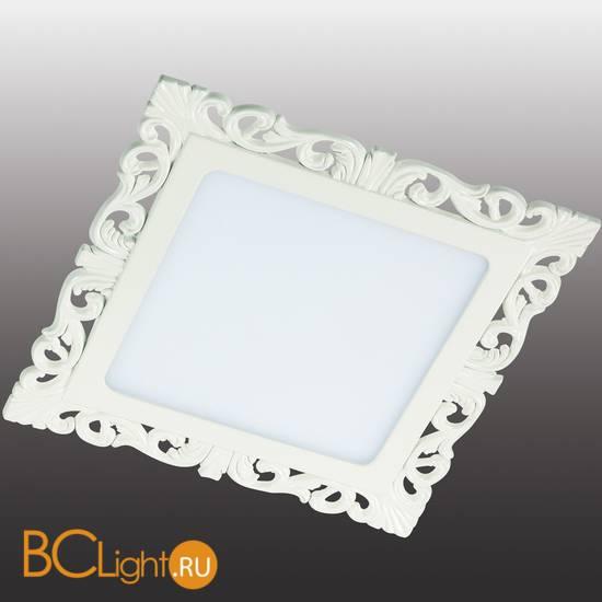 Встраиваемый спот (точечный светильник) Novotech Peili 357285