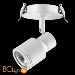 Встраиваемый спот (точечный светильник) Novotech Pipe 370395