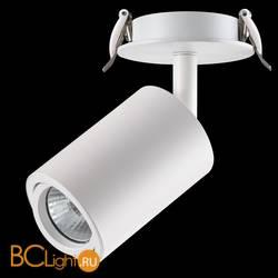 Встраиваемый спот (точечный светильник) Novotech Pipe 370398
